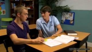 Cuties classroom fuck gay sclip gaylifenetwork.com