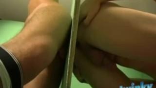 Two studs and a glory hole sclip twinks anal twinkylicious.com brown fucking gloryhole gay
