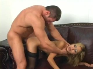 Kat shows her anal skills on a interview for a secretary job