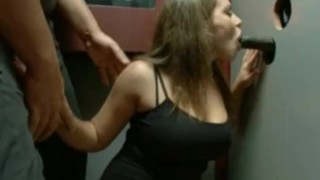 One friend convinces the other to visit a sex store with glory holes  big tits bdsm french blowjob amateur public fetish kinky bondage hclip party publicdisgrace.com throat fuck fake tits deep throat spanking
