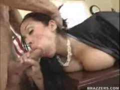 Judge Sienna West gets fucked by a lawyer