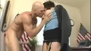 Lawyer sienna by gets west fucked judge a mother facial