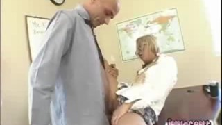 Nerd school gets the by asin pounded her pussy tight principal kat computer reality schoolgirl