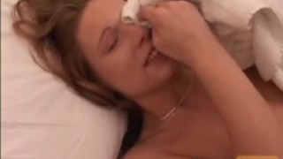 Cheap motel blow and facial