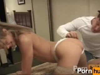 Mom Secret Tube Tight hot blonde nailed hardcore then creampied