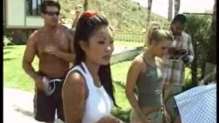 Behind The Scenes - Orgy Angels #2