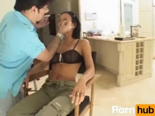 Jerk Off To Rihanna Fucking, Lezley Zen - Intensitivity 5 - Scene 3