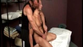 Porn a star massage gets gay erotic