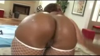 Cherokee d'ass and ass black her phat big booty
