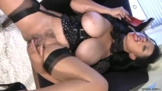 Big Titties Mature Stroking Pussy Pussy my
