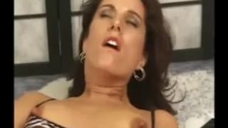 Dick small mature filthy slut vs handjob brunette
