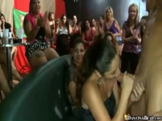 BIG BREAST LATINAS SUCKING DICK AT CLUB