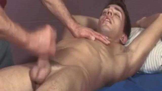 Seth Roberts Blows His Load