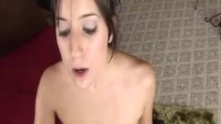 Cock sexy sloan brunette jennifer sucks brunette blowjob