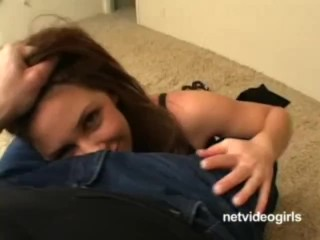 netvideogirls - Melody first scene ever guranteed