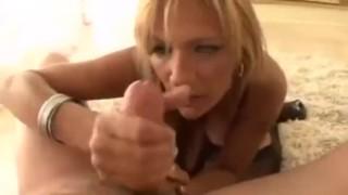 Mom sucking cock Homemade pov