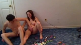 XXXopoly Sucking Fucking Fun Brunette model
