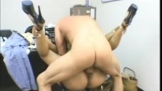 BBW gets fucked hard after blowjob European dick