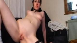 My emo roomate on webcam
