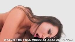 Asa Akira Double Penetration and Double Anal