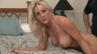 young milf blonde