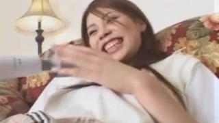 Busty Japanese schoolgirl gets her shaved pussy banged at home  avidoiz.com big tits sclip tits teen asian blowjob busty schoolgirl hardcore japanese japan coed shaved teenager natural tits blow job huge tits