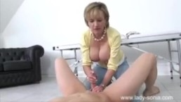 Lady Sonia Teases Young Stud