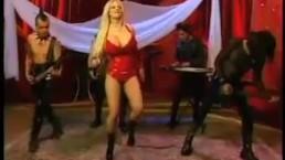Sabrina Sabrok Sexy Rockstar Biggest Boobs