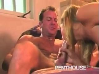 Upskirt Gloria Hot Tall Blonde Sucks Cock And Gets Fucked, Blonde Pornstar Teen