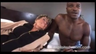 76 Year Old Granny Fucks Blacks Momswithboys shaved
