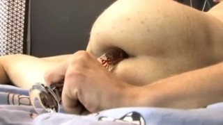 Glass scene tommie's assplay gay trimmed