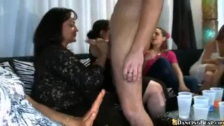 rocker girl blowjob