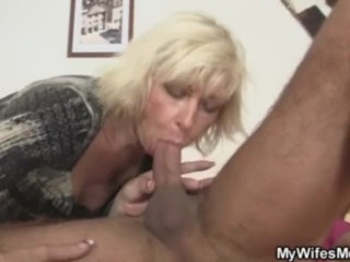 Naked Woman In A Shower Fucking, My blonde mother In law seduces me into sex MILF Reality Euro