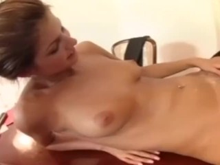 Midnight Prowl Porn Bokep Videos Nerdy brunette secretary fucking in thigh high stockings