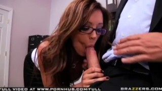 Preview 2 of BIG TIT CHEATING SLUT MILF'S DO MASSIVE ORGY WITH BOSS FOR THERE - Brazzers