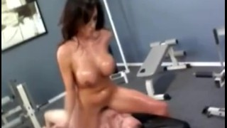 FemDom Ass Worship  big tits hclip booty mom busty brunette butt columbian cougar mother rb evilangel.com huge tits