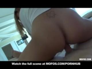 Juicy Ass Latina Adora Cruz Gets Dirty!