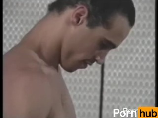 Strapon sexy brunnete Babe pegging ihrem Freund
