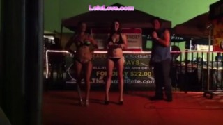 Lovebrazilian event dance lelu bikini lelu