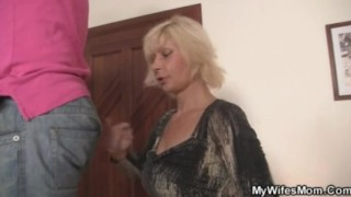 Preview 3 of Great scandal after fucking mother in law