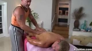 Massage For Blondie Gay tattoo