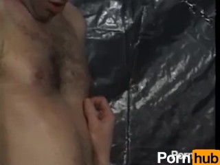Hairy snatch spreading tight