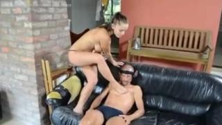 Femdom with Liza Del Sierra female-domination femdom big-tits erotic kinky facesitting ballbusting french