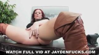 Jayden Jaymes Is Naughty In the Office
