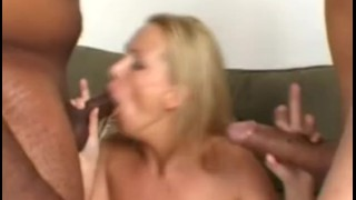 Mandy Bright Dark Meat Sandwiched