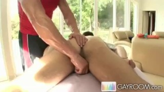 Ass amareur massage erotic oil