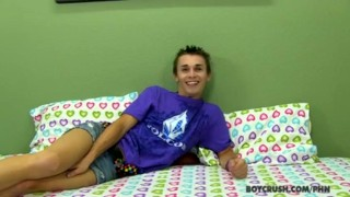 Jacobey Likes...Motocross?! Young chat