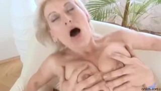 Hardcore housewife gets fucked by a genie
