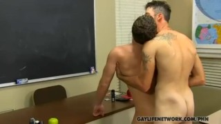 Mr teach could brooks fetish blowjob