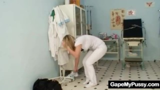 Samantha Jolie kinky pussy stretching games